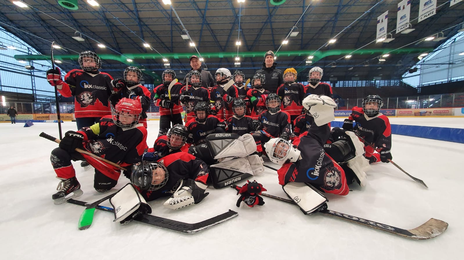 Eishockey Verein Erfurt
