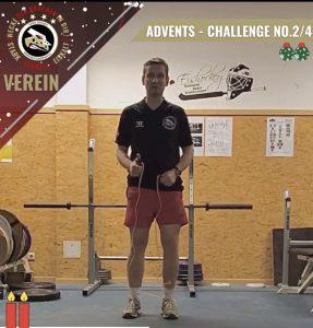 Advents-Challenge No. 02 @ Eissportzentrum Erfurt