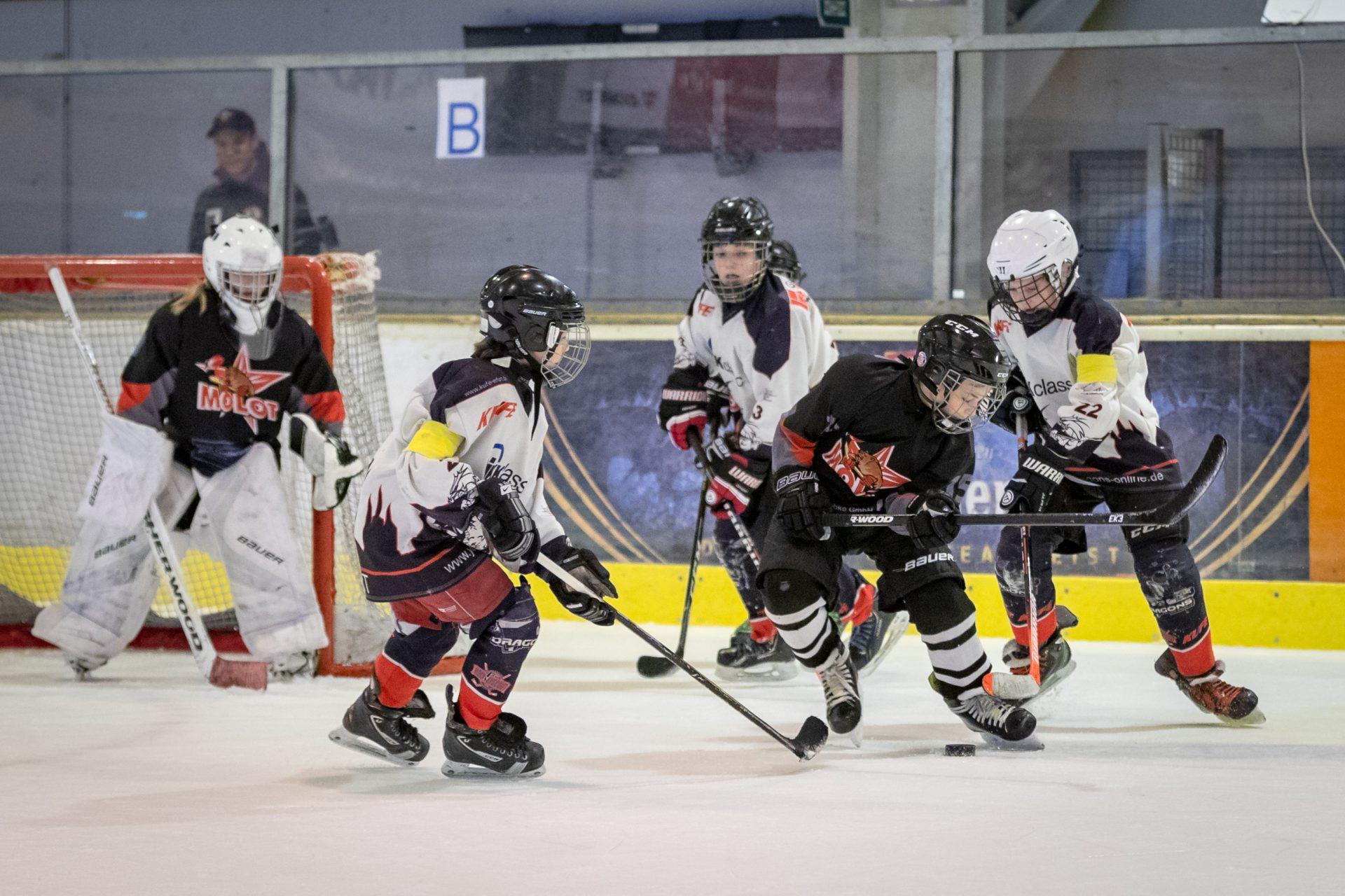Mannschaftssport Eishockey