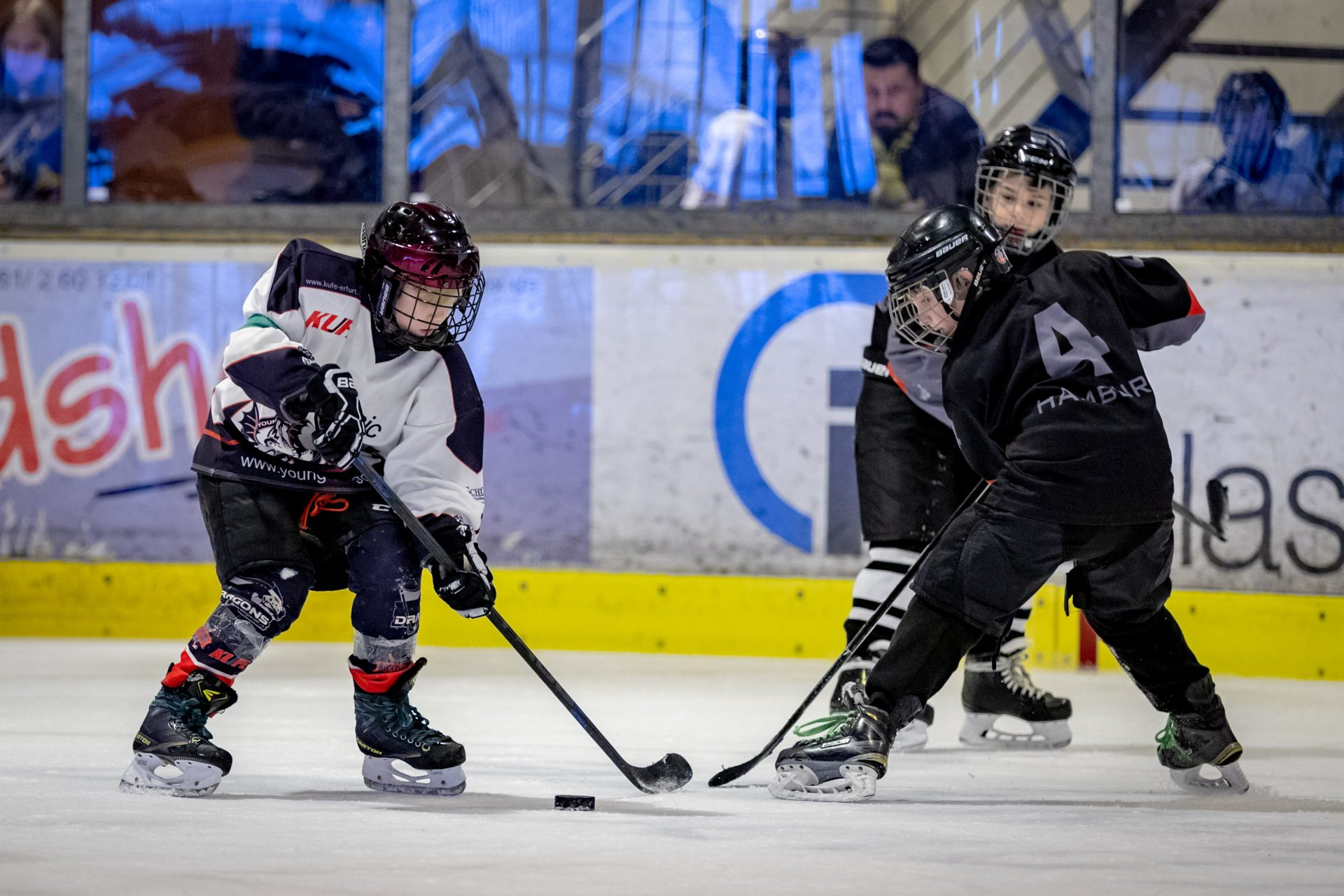 Eishockey Nachwuchs Erfurt