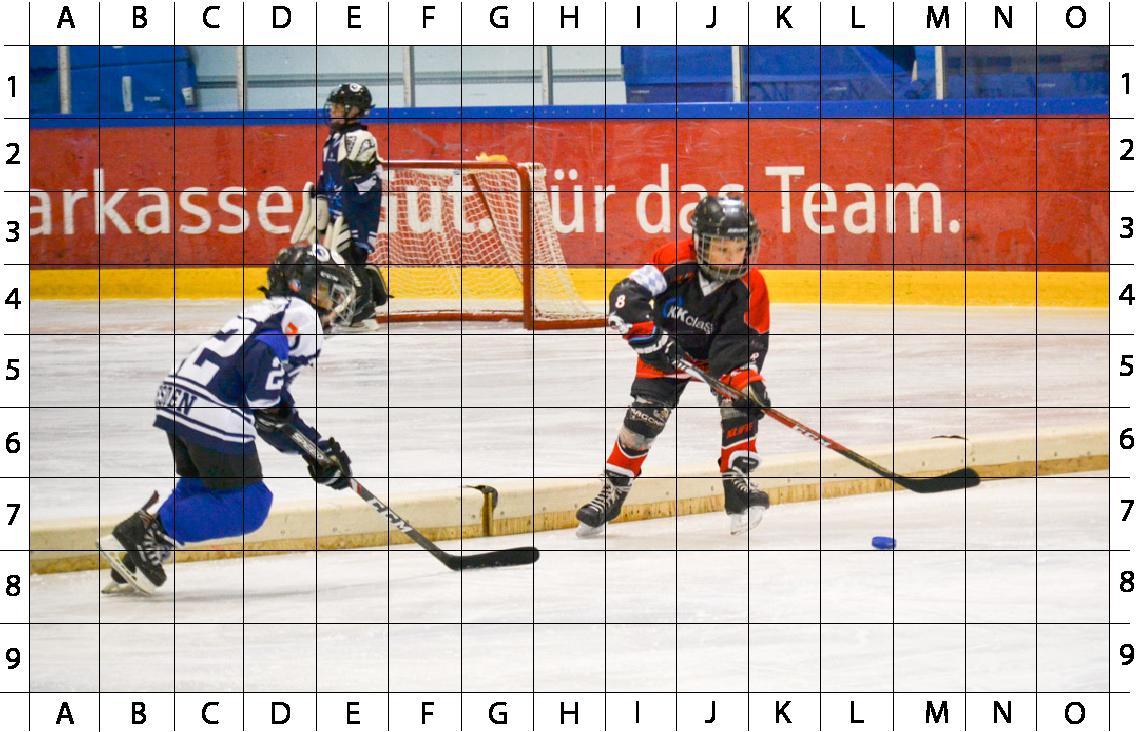 Eishockey Verein Erfurt, sportlich fair, spielend einfach, Gewinnspiel 23 - Lösung